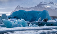 Blue Icebergs of Iceland; comments:14