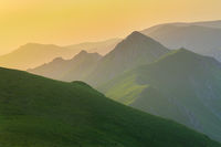 Утро от връх Амбарица