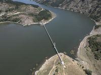 Моста за с. Лисиците- най-дългия въжен мост в България; comments:3
