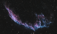 The Eastern Veil Nebula; comments:9