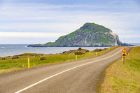 Vattarnes Sea cliffs; comments:2