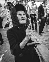 Mайка Екатерина, игуменката на манастира Свети Георги в село Белащица.; comments:9