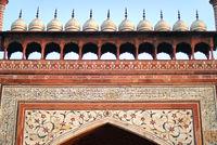 Детайл от Тадж Махал, Агра, Индия; No comments