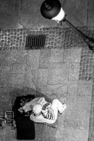 Уличен музикант в Гданск; No comments