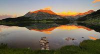 Залезни щрихи край Муратово езеро - Пирин; comments:31