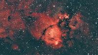 IC 1795 - Мъглявината Рибешка Глава; comments:2