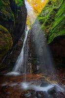 Водопад Дуршин скок - Копренски водопади :); comments:7