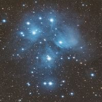 M45 - The Pleiades; comments:10