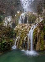 Крушунския водопад Синия вир 22.12.2020; comments:8