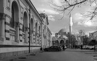 Изглед с джамия Баня Баши; comments:5