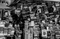 Street bookstore; comments:15