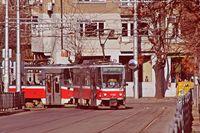 Трамваят и пустата улица; No comments
