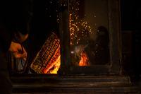 Камината в дома –топлина и уют; No comments