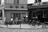 Париж, меланхолия; No comments