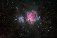 Orion Nebula (Messier 42, NGC 1976); comments:11