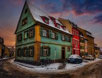 Из зимните улички на северна Бавария !; comments:4
