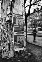 шест дни от живота на една колона по време на избори; comments:12