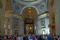 """Базилика """"Свети Петър"""", Ватикана; Няма коментари"""