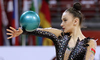 Sofia Rhythmic Gymnastics World Cup - 2021; comments:1