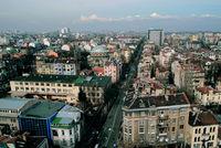 Поглед над Раковска 24.02.2010; No comments