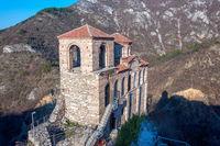 """Поглед  към църква """"Св. Богородица Петричка""""; comments:1"""