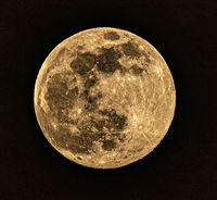 Супер луна 2021; Коментари:1