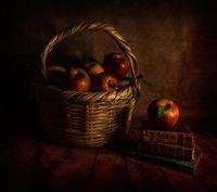 Натюрморт с ябълки; comments:18