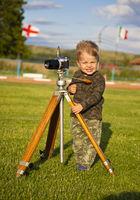 Млад спортен фотограф; comments:6