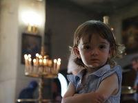 """""""Оставете децата да дохождат при Мене и не им пречете, защото на такива е царството Божие"""" (Лука 18:16); comments:5"""