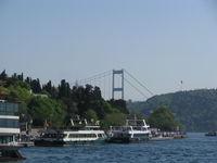 Bosphorus, Istanbul; No comments