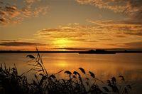 Изгрев край Дуранкулашкото езеро; comments:5