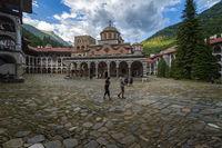 Рилски манастир; comments:5