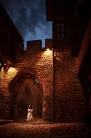 Evening walk in the old Plovdiv; comments:6