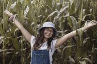 Слънчоглед в царевица; comments:1