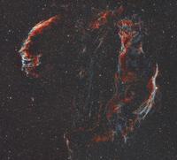 Cygnus Loop; Коментари:8