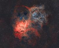 SH2-132 Мъглявината Лъв; Коментари:10