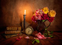 Натюрморт с прецъфтели рози 2; comments:7