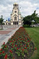 """Храм-паметник """"Св. Александър Невски""""; No comments"""