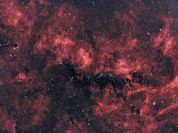 NGC6916 в съзвездие Лебед; comments:10