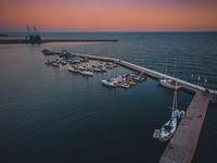 Яхтеното пристанище на Балчик; comments:5