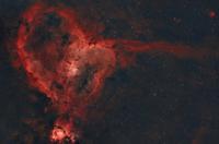 IC 1805 - Мъглявината Сърце; comments:23