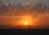 Залез от пустинята Сахара; No comments