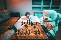 Партия шах и по леглата; comments:2