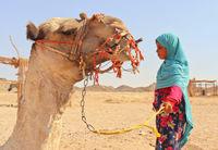детето, което успокоява камилите; comments:6