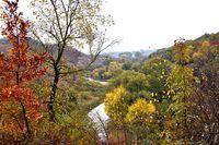 Пъстроцветна есен над река Белица; No comments