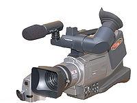 Videokamera Panasonic md 9000
