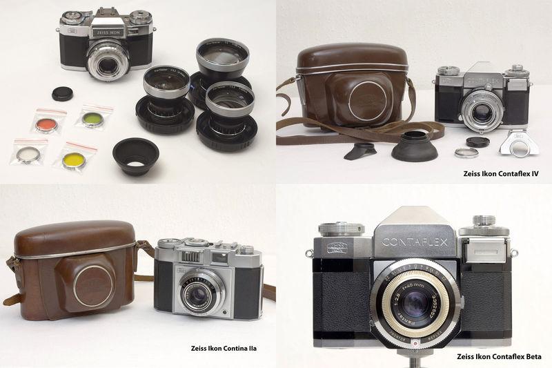 Продава: Фотоапарати Zeiss Ikon - БАЗАР - PHOTO FORUM