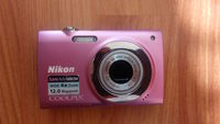 Nikon Coolpix S2500 / Pink