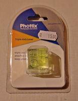 Продавам чисто нов и неотварян фотографски нивелир Phottix