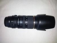 Tamron SP 70-200mm f/2.8 Di VC USD за Canon+калъф за обектив Tamrac